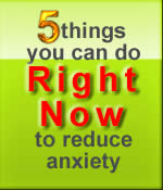 anxiety relief course